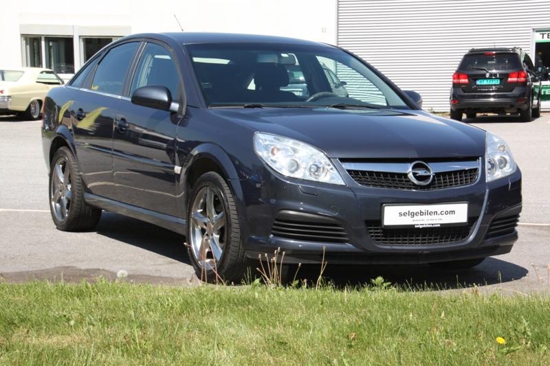 2006 Opel Vectra 1,8 140 hk, Kr 29.900,- inkl reg, m/ny registerrem