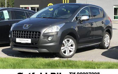 2012 Peugeot 3008, 150000 km